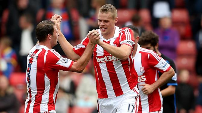Football - Shawcross still has England hopes