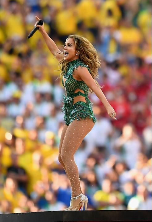 2014 World Cup Opening Ceremony