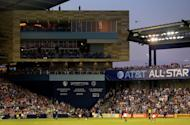 A general view during the Major League Soccer game between the MLS All-Stars and Roma on July 31, 2013. The league plans to add four new teams by the 2020 season, commissioner Don Garber announced