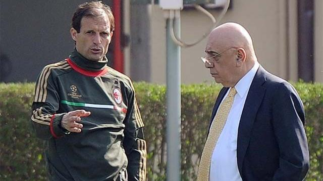 Allegri confident of Milan recovery