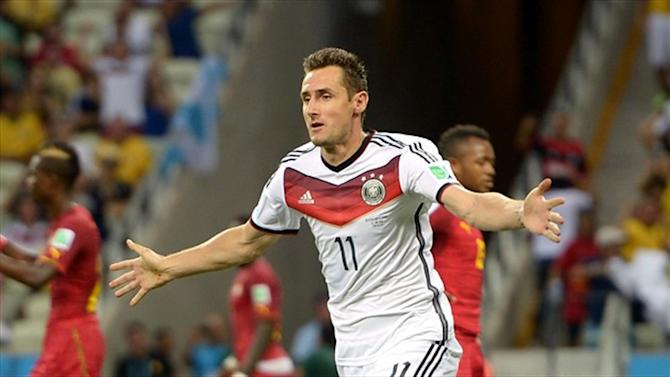 European Football - Klose 'did not feel free' under Van Gaal at Bayern