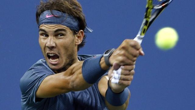 US Open - Nadal to face Djokovic in New York final