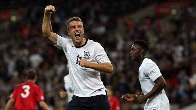 Rickie Lambert has scored six goals for club and country this season
