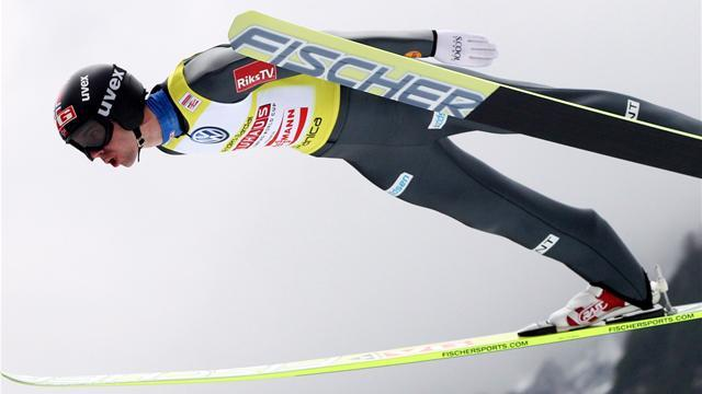 Ski Jumping - Norway win mixed event in Lillehammer