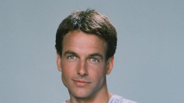 10. Dr. Robert Caldwell, played by Mark Harmon...