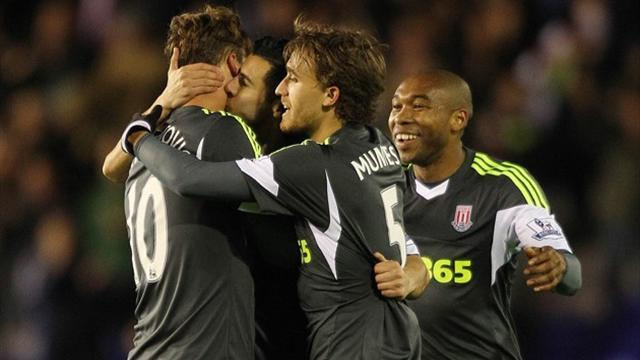 League Cup - Stoke edge out plucky Birmingham in Cup thriller