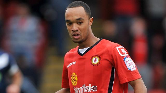 Moore commits to Crewe