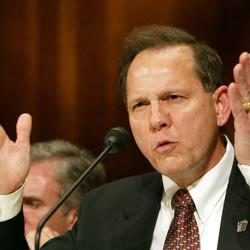 Alabama Supreme Court Justice Roy Moore Threatens To Defy 'Tyranny' Of Federal Courts On Gay Marriage