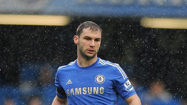 Football - Ivanovic wants to build momentum