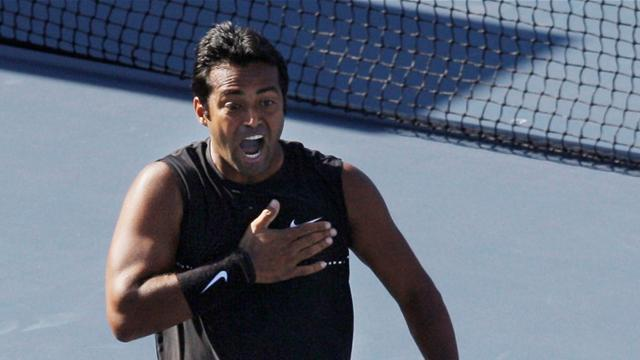 Davis Cup - Paes to lead second-string India team after revolt