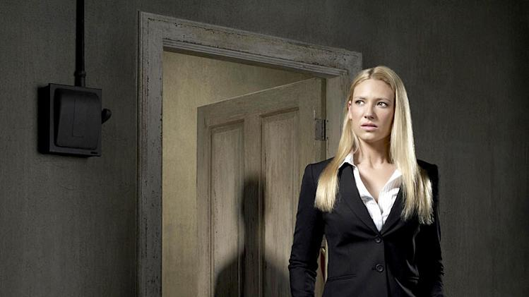 Anna Torv as Agent Olivia Dunham in the Fox series Fringe
