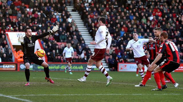 Championship - Burnley miss chance to pull clear of QPR