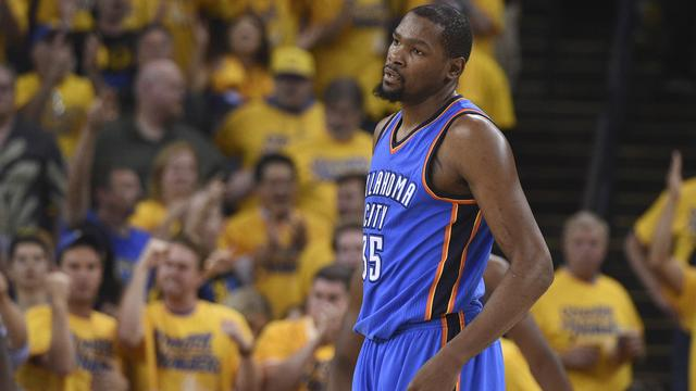 OKC's offseason hinges on Durant's decision