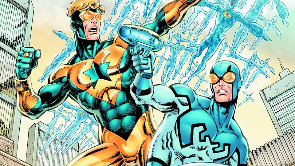 7 Things That Need To Happen In Booster Gold/Blue Beetle Movie