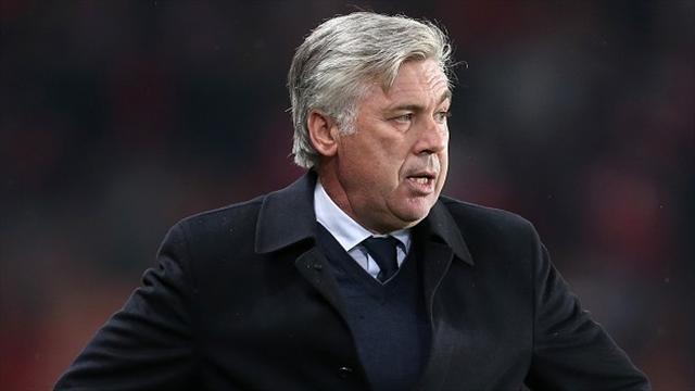 Liga - Real Madrid 'to appoint Ancelotti on Tuesday'
