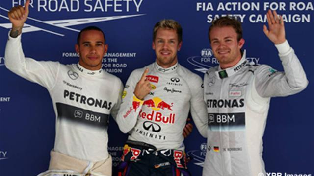 Formula 1 - Top three give verdict on India GP qualifying