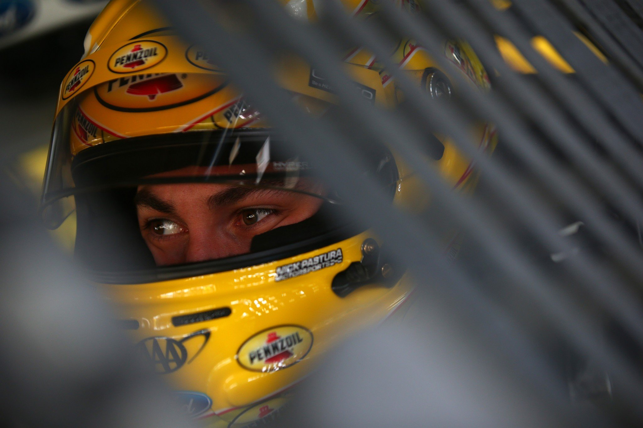 Logano wins Talladega to advance in NASCAR's playoffs