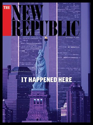 The 11 best 9/11 magazine covers since 9/11 | The Upshot ...
