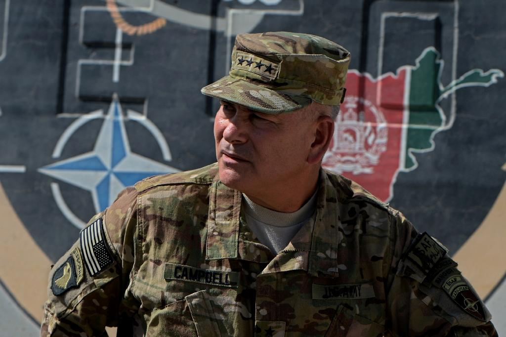 US commander lauds progress as NATO ends its Afghan war