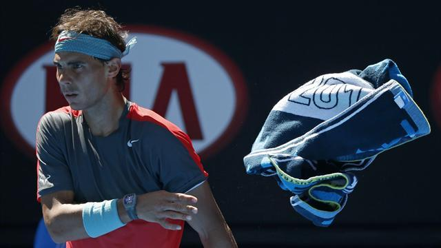 Tennis - Stomach virus stalls Nadal's comeback from injury