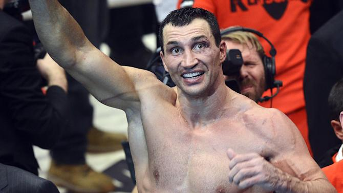 Boxing - Pulev accuses Klitschko of feigning injury