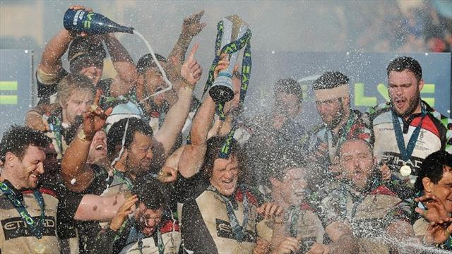Rugby - Harlequins face Exeter in cup opener
