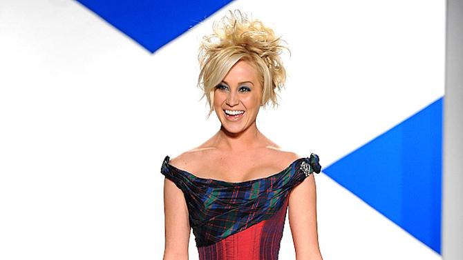 Pickler Kellie Dressed To Kilt