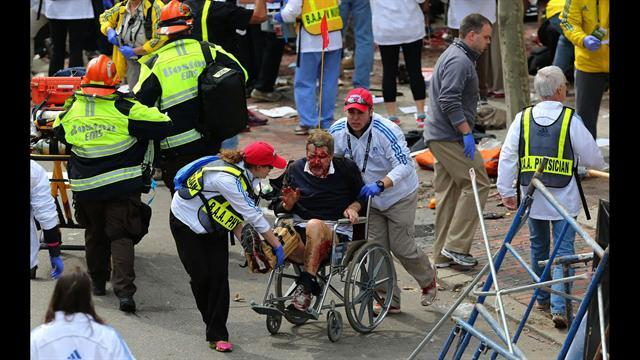 Timeline: Bombings a new chapter in Boston's history