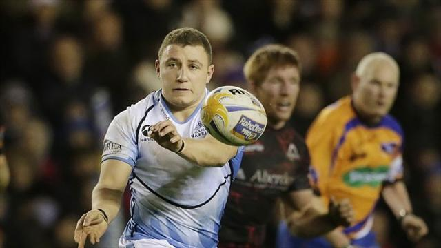 Rugby - Warriors soldier on without Weir
