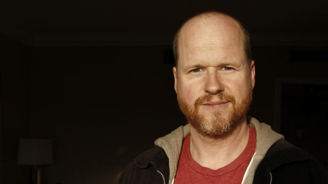 "FILE - In this April 12, 2012 photo, writer and director Joss Whedon, from the upcoming film ""The Avengers,"" poses for a portrait in Beverly Hills, Calif. When George Lucas announced last week he was selling Lucasfilm to Disney for $4.05 billion, he also revealed that the long-rumored Episodes VI, VII and IX were in the works. Instantly, fans began tossing around names of directors who'd be a good fit for this revered material. (AP Photo/Matt Sayles, File)"