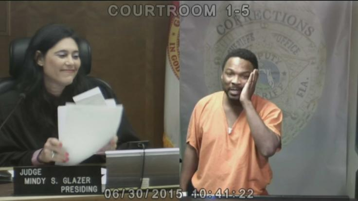 Judge Recognizes Middle School Classmate In Bond Court