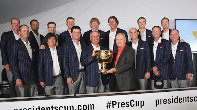 The Presidents Cup - Singles Matches