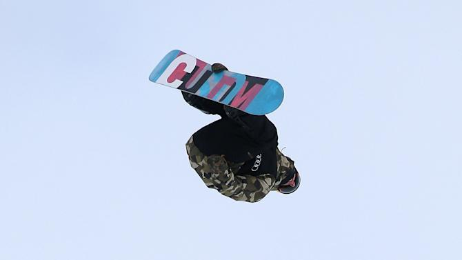Winter Games NZ - Day 10: FIS Snowboard Halfpipe World Cup Finals