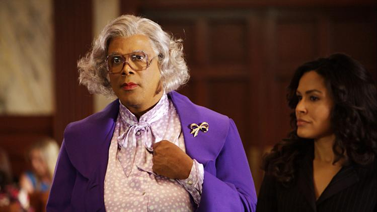 Ion Overman Tyler Perry Tyler Perry's Madea Goes to Jail Production Stills Lionsgate 2009
