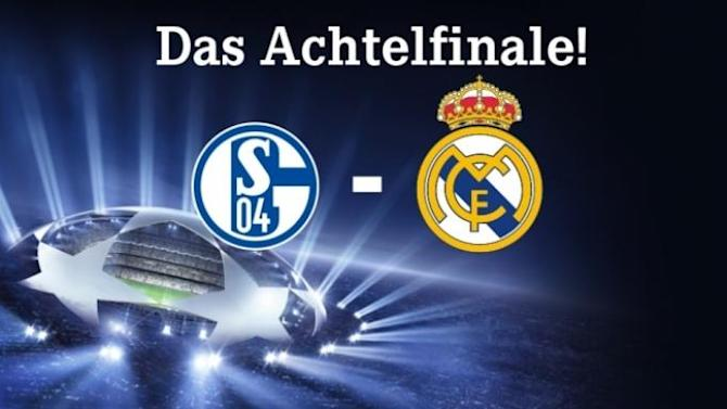 Susunan Pemain Schalke vs Real Madrid