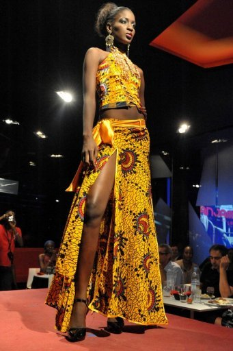 Pukhtunkhwa Times Africa In Vogue And Loving It At Dakar Fashion Week