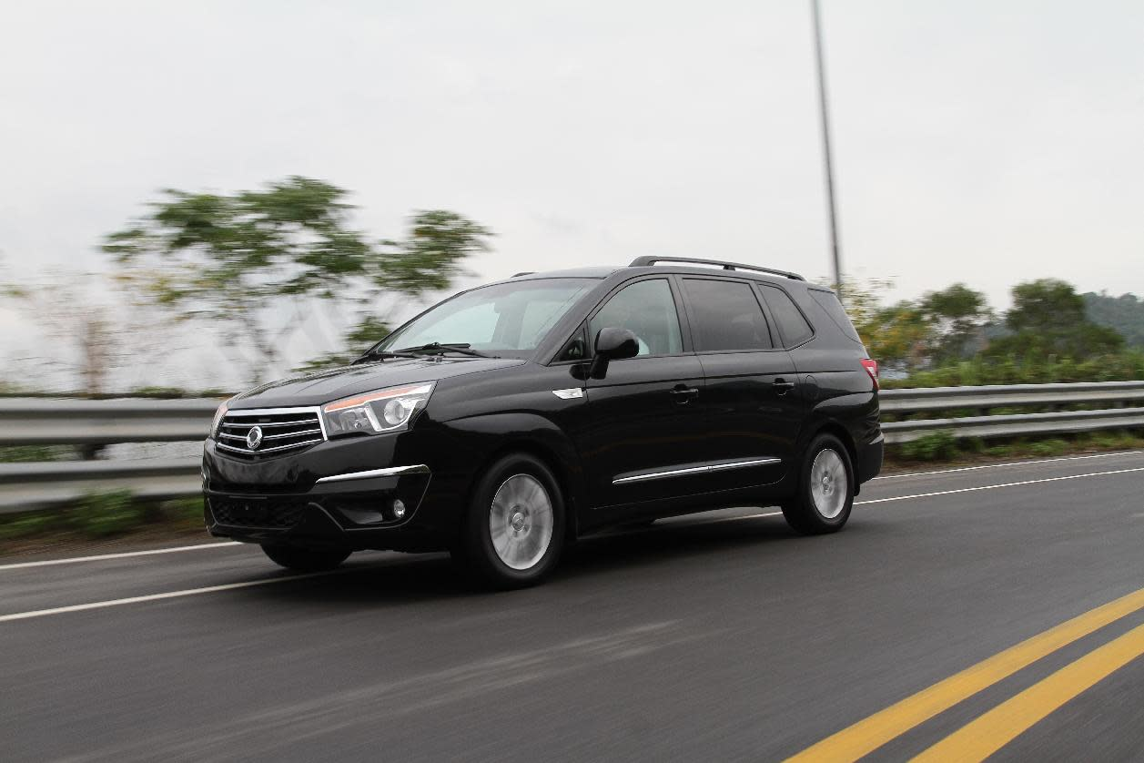[CARVIDEO 汽車視界] 國內新車試駕—SsangYong Stavic