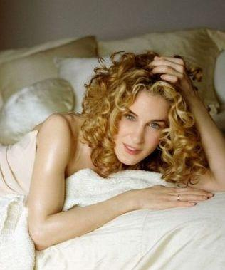 "Carrie Bradshaw on ""Sex And The City,"" played By Sarah Jessica Parker"