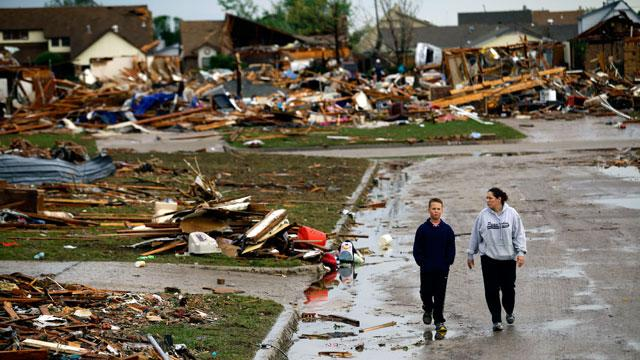 $40 for a Case of Bottled Water? 'Preying' on Oklahoma Tornado Victims