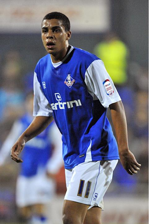 Tom Adeyemi had a loan spell with Oldham last season