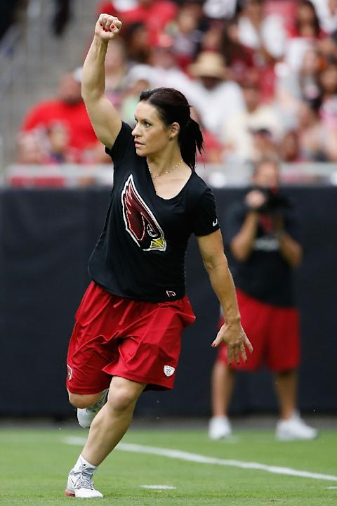 Jan Welter is a former rugby and professional gridiron player who owns graduate degrees in psychology
