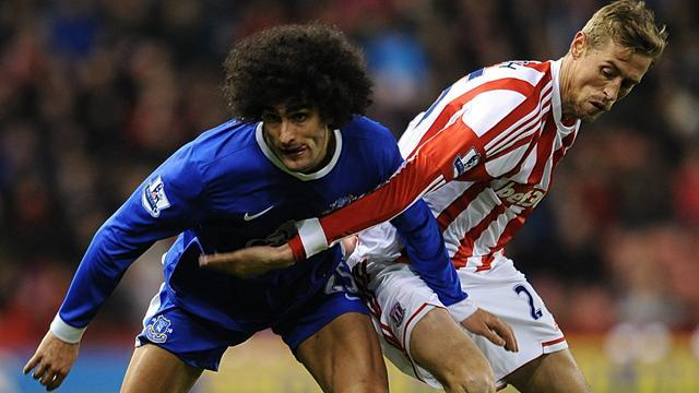 Premier League - Fellaini 'faces nine-match ban' for Shawcross headbutt