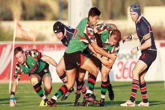 Reyal leads Quins to top-of-the-table win over Dragons