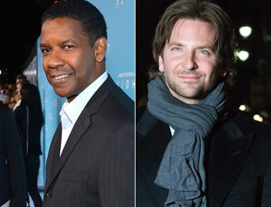 Denzel Washington, Bradley Cooper