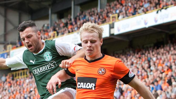 Gary Mackay-Steven, right, has attracted praise for his recent performances