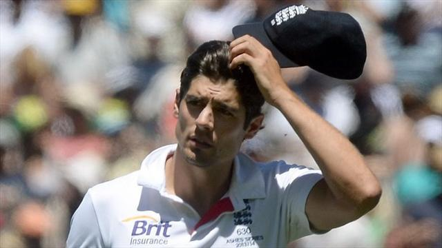Ashes - Captain Cook desperate to turn England around