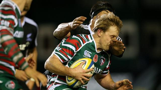 Rugby - Phibbs extends Exiles stay