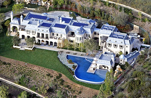 Tom Brady House California Moat