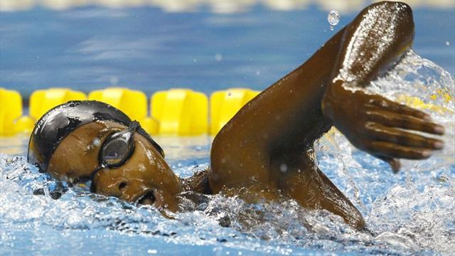 Olympic Games - Seychelles teenager feels the inspiration