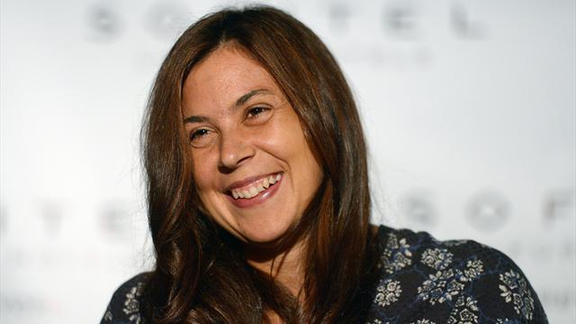 French Open - Bartoli happy to be on the outside looking in